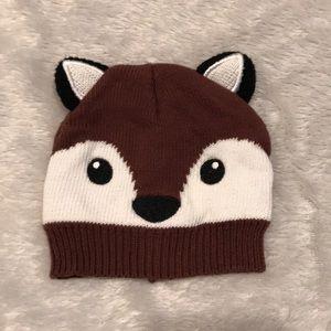 Fox cap
